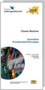 Cluster-Seminar: Innovative Schaltnetzteil-Konzepte