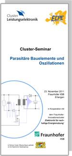 Cluster-Seminar: Parasitäre Bauelemente und Oszillationen