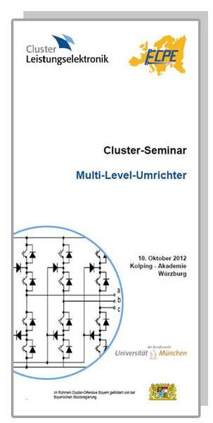 Cluster-Seminar: Multi-Level-Umrichter