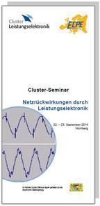 Cluster-Seminar: Netzrückwirkungen durch Leistungselektronik