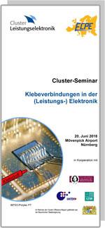 Cluster-Seminar: Klebeverbindungen in der Leistungselektronik