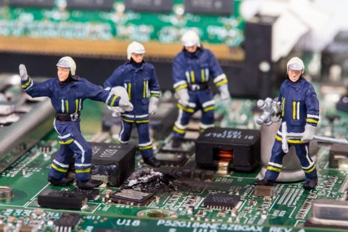 BMBF-Förderprogramm Mikroelektronikforschung (KomroL): Projekt