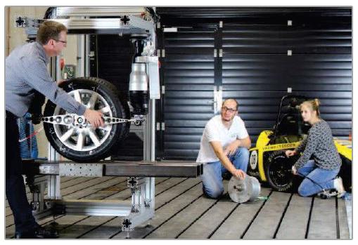 BMBF Förderprogramm Elektromobilität: Projekt
