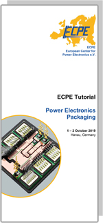 ECPE/Cluster-Tutorial: Power Electronics Packaging