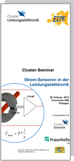 Cluster-Seminar: Strom-Sensoren in der Leistungselektronik