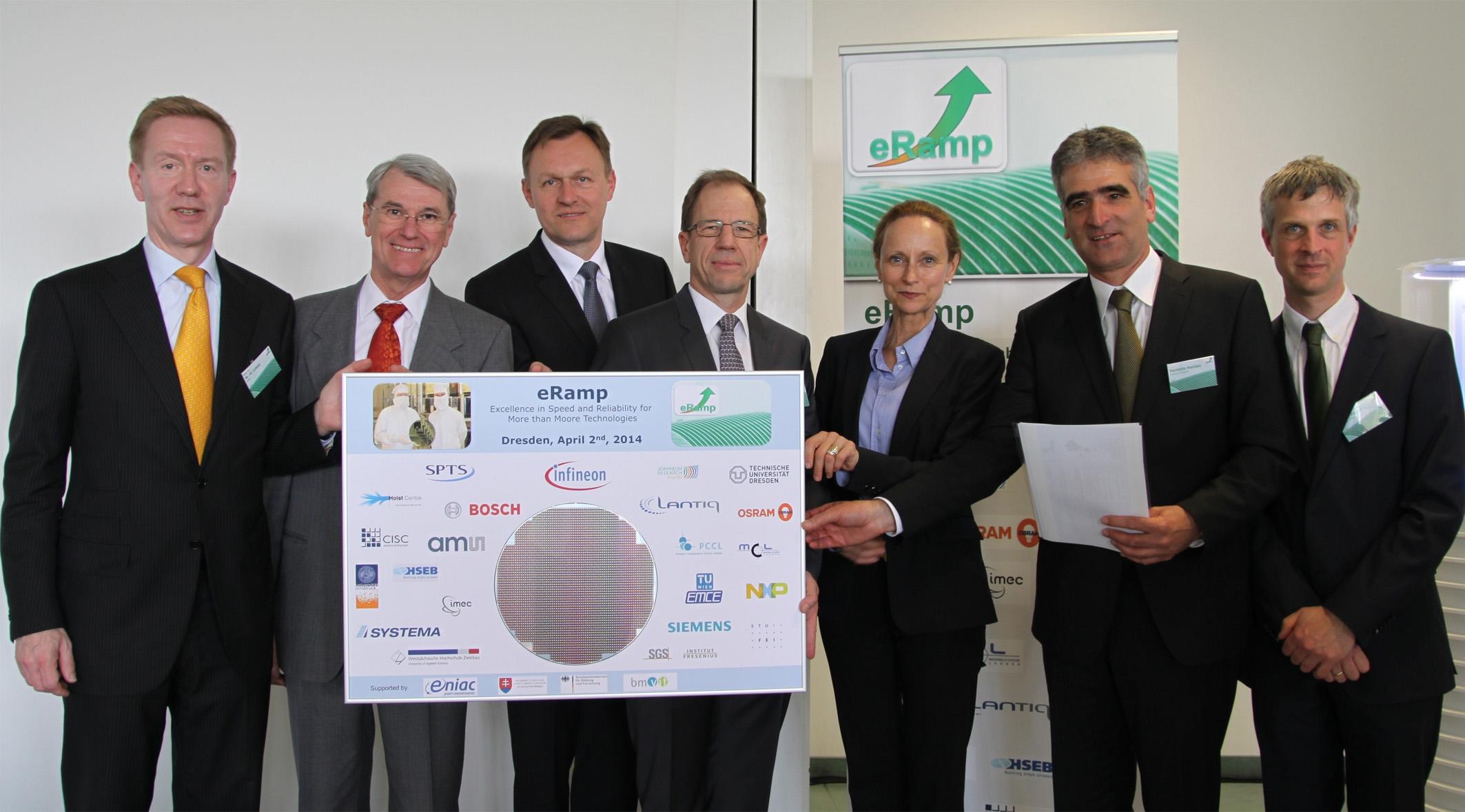 """ENIAC: Schlüsselprojekt """"eRamp"""" zur Stärkung der europäischen Elektronikindustrie"""