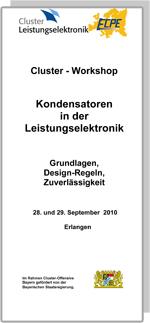 Cluster-Seminar: Kondensatoren in der Leistungselektronik