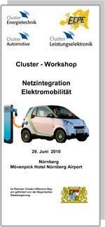 Cluster-Seminar: Netzintegration Elektromobilität