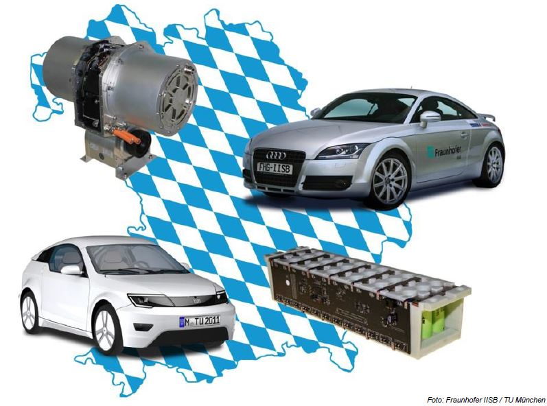 Bayerischer Forschungsverbund für Elektromobilität: FORELMO - Der elektrische Antriebsstrang von morgen – effizient, sicher, wirtschaftlich