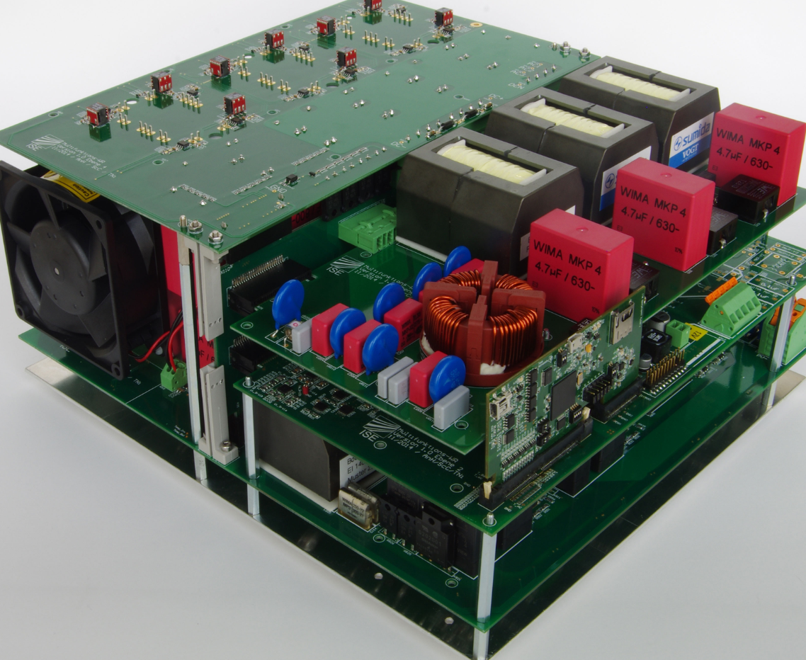 BMWI-Förderprogramm: Multifunktionswechselrichter zur Eigenverbrauchsoptimierung