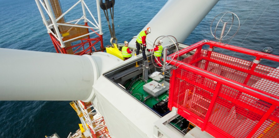 "Projekt des Innovationsclusters ""Leistungselektronik für regenerative Energieversorgung"": Windräder"