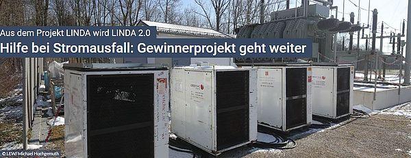 Verbundvorhaben: LINDA2.0 - Lokale (teil-)automatisierte Inselnetz- und Notversorgung mit dezentralen Erzeugungsanlagen bei großflächigen Stromausfällen