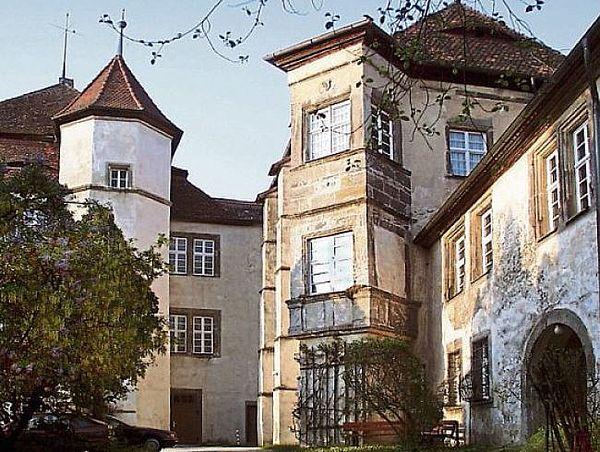 Bild: Schloss Pretzfeld